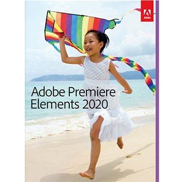 Adobe Premiere Elements 2020 CZ WIN (BOX) (65298935)