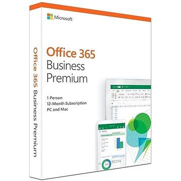 Microsoft Office 365 Business Premium Retail EN (BOX) (KLQ-00388)