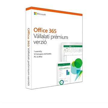 Microsoft Office 365 Business Premium Retail HU (BOX) (KLQ-00397)