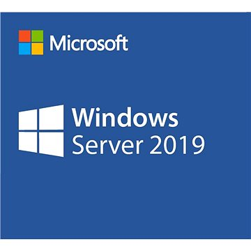 Microsoft Windows Server Standard 2019 x64 CZ, 16 CORE (OEM) - hlavní licence ( BOX ) (P73-07786)