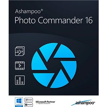 Ashampoo Photo Commander 16 (elektronická licence) (Ashaphocom16)