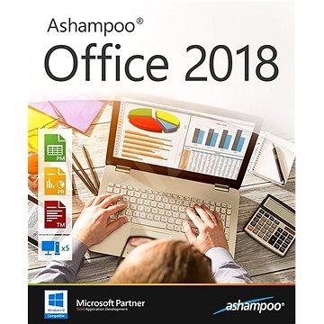 Ashampoo Office 2018 (elektronická licence) (ashaoff18)