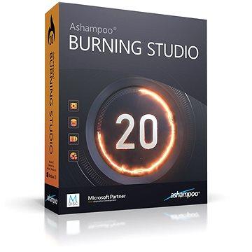 Ashampoo Burning Studio 20 (elektronická licence) (Ashaburs20)