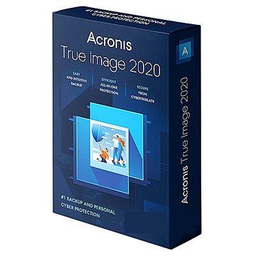Acronis True Image 2020 pro 3 PC (elektronická licence) (TI33L1LOS)