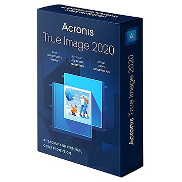 Acronis True Image 2020 pro 5 PC (elektronická licence) (TI53L1LOS)
