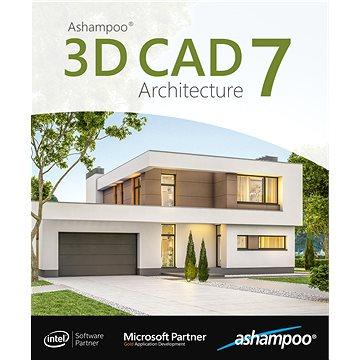 Ashampoo 3D CAD Architecture 7 (elektronická licence) (ashap3DCADARC7)