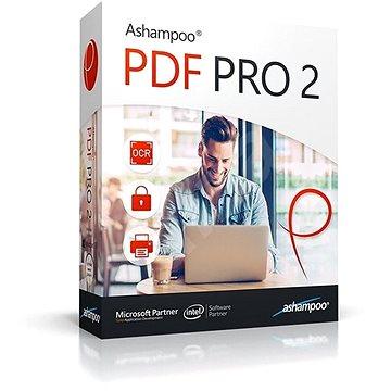 Ashampoo PDF Pro 2 (elektronická licence) (ashappdfpro2)