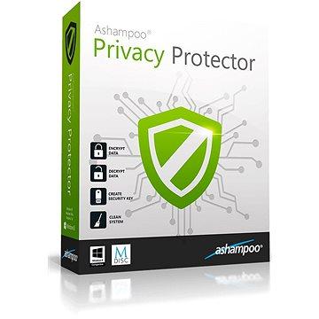 Ashampoo Privacy Protector (elektronická licence) (ashappripro)