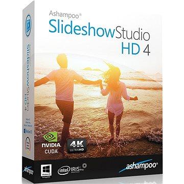 Ashampoo Slideshow Studio HD 4 (elektronická licence) (ashapslistud4)