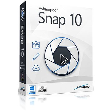 Ashampoo Snap 10 (elektronická licence) (ashapsnap10)
