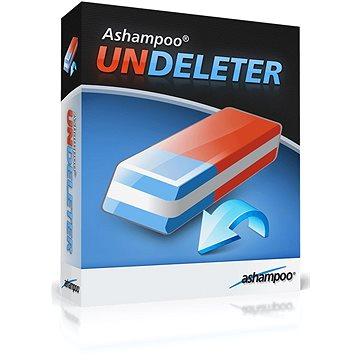 Ashampoo Undeleter (elektronická licence) (ashapundel)