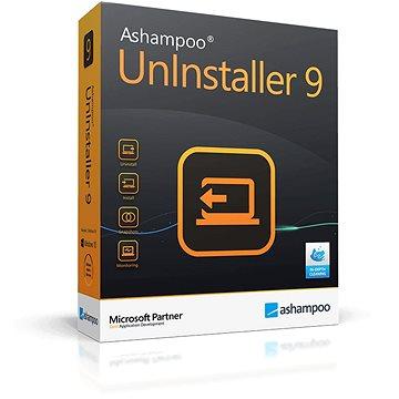 Ashampoo UnInstaller 9 (elektronická licence) (ashapuninst9)