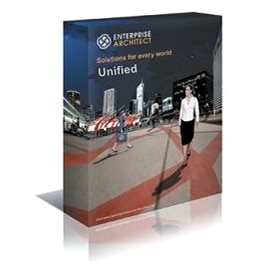 Enterprise Architect Unified (elektronická licence) (EAUNIF-1-49)