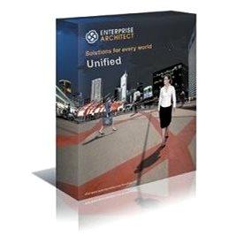 Enterprise Architect Unified, Floating License (elektronická licence) (EAUNIFFLOAT-1-49)