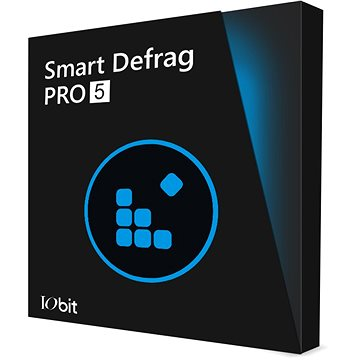 Iobit Smart Defrag 5 PRO (elektronická licence) (iobismadepro5)