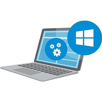 Instalace na dálku - první spuštění OS Windows, včetně instalace programů