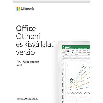 Microsoft Office 2019 Home and Business HU (elektronická licence) (T5D-03183)