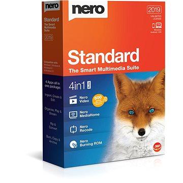 Nero 2019 Standard BOX (EMEA-10090000/1291)