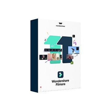 Wondershare Filmora X pro Windows (elektronická licence) (flmrxwinfull)