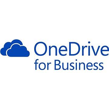 Microsoft OneDrive - Plan 2 (měsíční předplatné) pro firmy (bf1f6907-1f8e-4f05-b327-4896d1395c15)