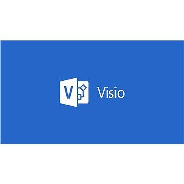 Microsoft Visio Online - Plan 1 (měsíční předplatné) - neobsahuje desktopovou aplikaci (3f22d04e-9353-46c1-bf48-b6b0c0a55a66)