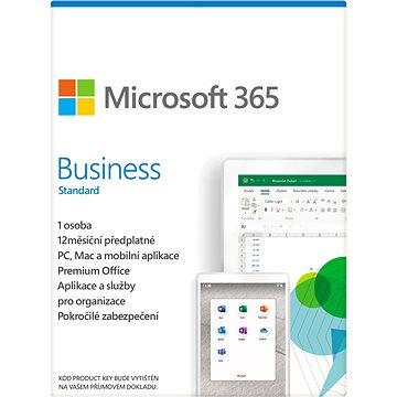 Microsoft 365 Business Standard CZ (elektronická licence) (KLQ-00211)