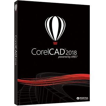 CorelCAD 2018 MP pro jednoho uživatele (elektronická licence) (LCCCAD2018MLPCM1)
