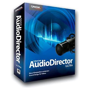 Cyberlink AudioDirector Ultra (elektronická licence) (cybeauddirult)