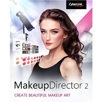 Cyberlink MakeupDirector 2 (elektronická licence) (cybemakedir2)