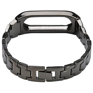 řemínek SXT kovový náramek černý (STXM-001-K)