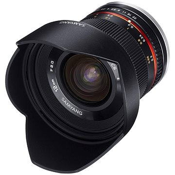 Samyang 12mm F2.0 Fuji X (Black) (F1220510101)