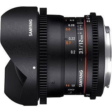 Samyang 12mm T3.1 VDSLR Sony E (F1312106101)