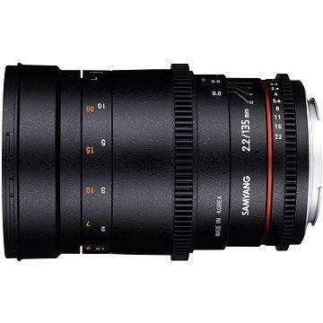 Samyang 135mm T2.2 VDSLR Sony E (F1312206101)
