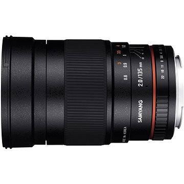 Samyang 135mm F2.0 Nikon AE (F1112203101)