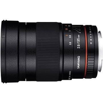 Samyang 135mm F2.0 Canon (F1112201101)