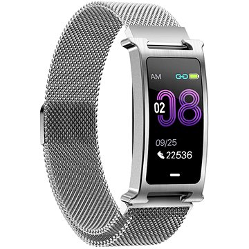 Smartomat Silentband 2 stříbrná (8595683500722)
