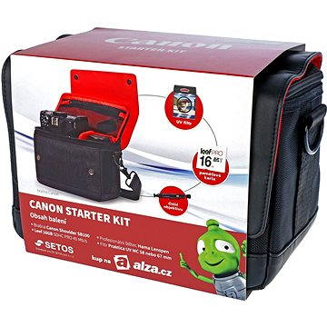 Canon Starter Kit - 58mm (CANONSTARTER58)