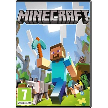 Minecraft - Windows 10 edice (8592720123029)