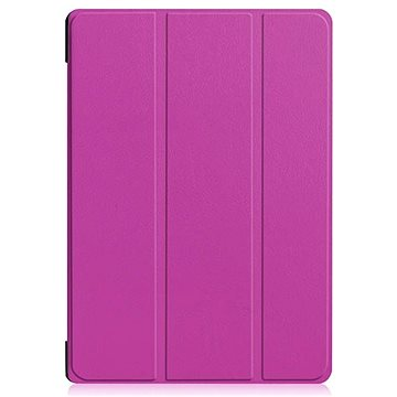 Tactical Book Tri Fold Pouzdro pro Huawei MediaPad T3 10 Pink (8596311060908)