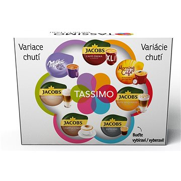 TASSIMO VARIAČNÍ BOX 288,5g (A000005952)