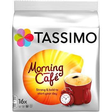 TASSIMO Morning Café 124,8g (343465)