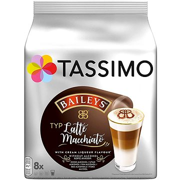 TASSIMO Latte Macchiato Baileys 264g (4041505)