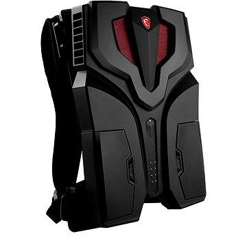 MSI VR One 7RD-072CZ Backpack PC (VR ONE 7RD-072CZ)