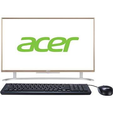 Acer Aspire C24-760 (DQ.B8GEC.002) + ZDARMA Příslušenství PowerCube Extended USB