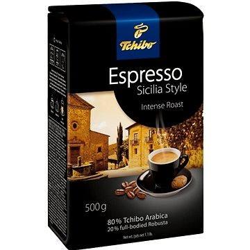 Tchibo Espresso Sicilia, 500g, zrnková (456715)