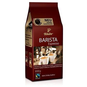 Tchibo Barista Espresso, zrnková, 1000g (481597)