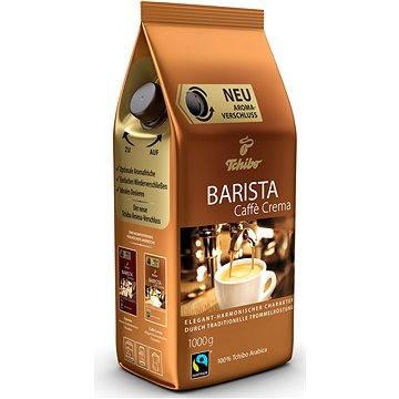 Tchibo Barista Caffé Crema, zrnková, 1000g (481594)