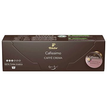 Tchibo Cafissimo Caffé Crema Grand Classé Colombia Mombuco (496692)