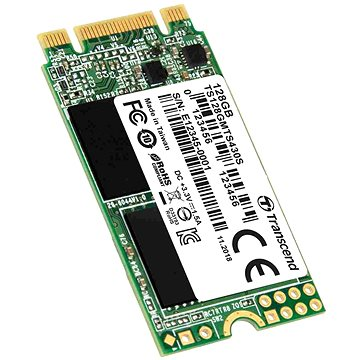 Transcend MTS 430S M.2 SSD 128GB (TS128GMTS430S)