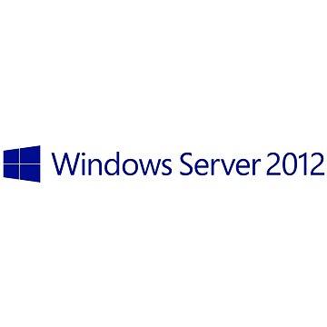 DELL Microsoft WINDOWS Server 2012 R2 Foundation ENG 64bit, 15 uživatelů (638-BBBI)